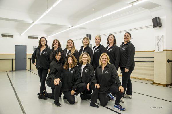 Equip de professores de l'Escola de Dansa del Centre de Lectura