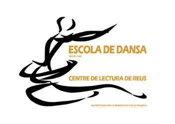 Logo de l'Escola de Dansa del Centre de Lectura