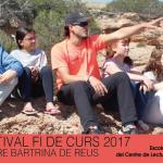 Imatge de portada del programa del Festival 2017