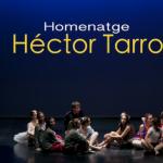 Imatge de l'homenatge a Héctor Tarro