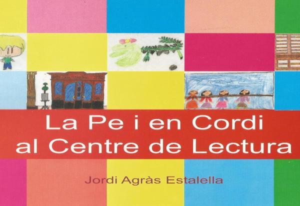 Imatge de la portada del conte La Pe i el Cordi
